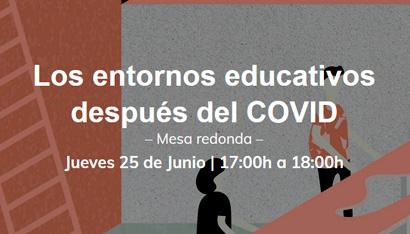 Los entornos educativos después del COVID