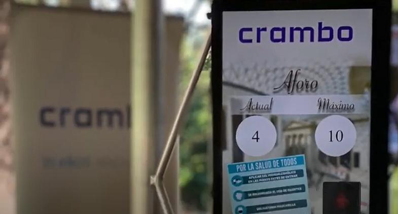 Crambo participa en el Día de la Reinvención