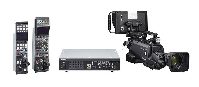 Panasonic lanza la cámara de estudio UHD AK-UC3300 de alta sensibilidad, bajo ruido y gran calidad de color.