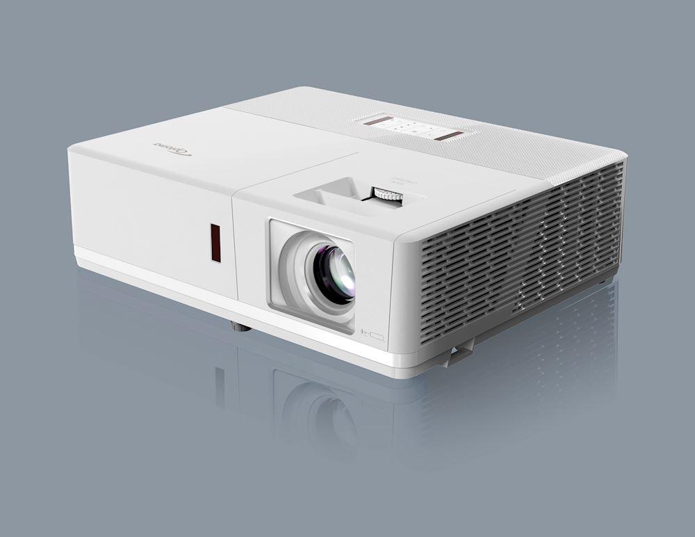 Optoma lanza el proyector láser compacto de alto brillo ZH506e