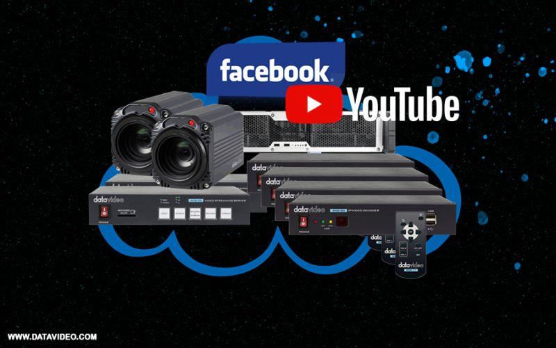 Soluciones de extremo a a extremo para streaming