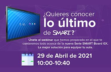 ¿Quieres conocer lo último de SMART?
