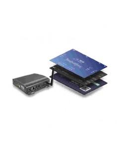 Bundle Reproductor Cartelería Digital Qbic FHD-100 + Licencia SaaS Anual Software OnsignTV