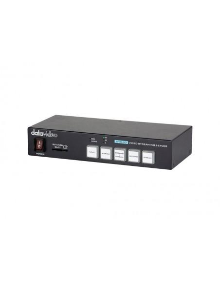 Codificador de streaming y grabador Datavideo NVS-33