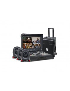 Kit de Producción portátil Datavideo BDL-1601