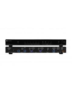 Selector Automático/Escalador 4K Atlona AT-UHD-CLSO-612ED