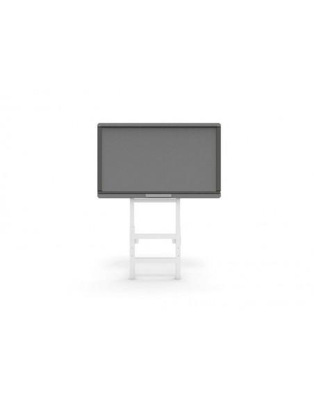 Soporte Flex Manual pared color blanco (3)