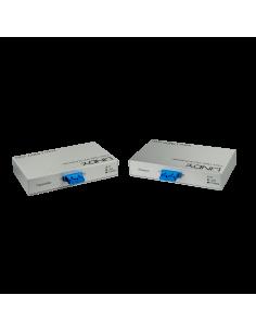 Extensor Lindy DVI-D DL fibra óptica (38064)