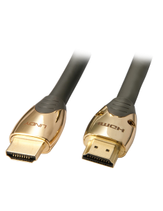 Cable Lindy HDMI Gold M/M 3m (37853)