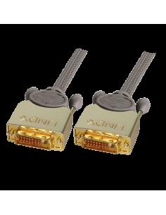 Cable Lindy DVI-D DL Gold M/M 7.5m (37145)