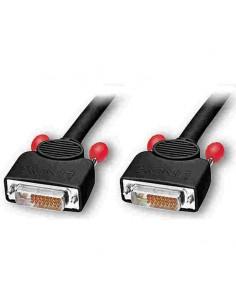 Cable Lindy DVI-D DL M/M 1m (41290)