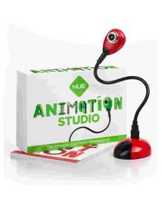 HUE Estudio de Animación Rojo