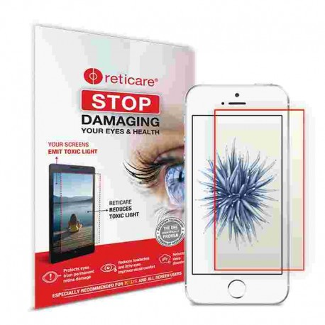 "Reticare 4"" Apple iPhone SE / iPhone 5-5S Pantalla Visual"