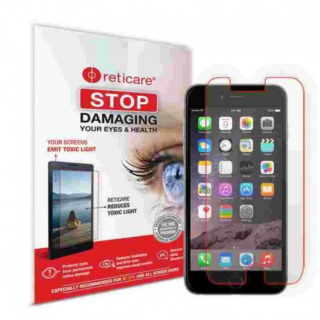 Reticare for Apple iPhone 6 Plus Pantalla Negra