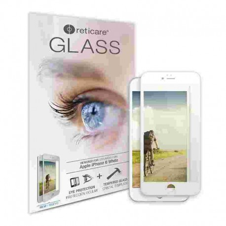 Reticare Glass Apple iPhone 7 / iPhone 6 Pantalla Blanca