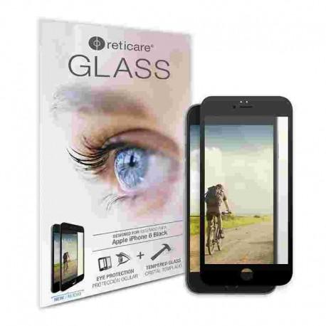 Reticare Glass Apple iPhone 7 / iPhone 6 Pantalla Negra