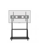 Soporte de pie para Panel Plano Interactivo Portátil de altura fija