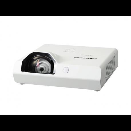 Videoproyector interactivo Panasonic PT-TX320 XGA 3.200 AL (0.46:1)